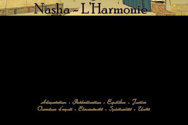 ☥ Nasha ☥