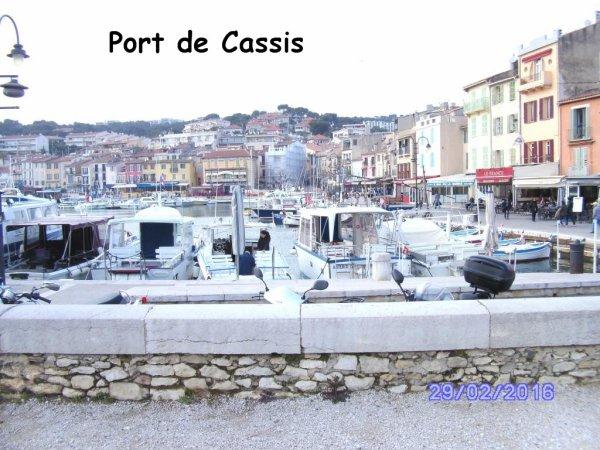 Photos du week-end à Cassis