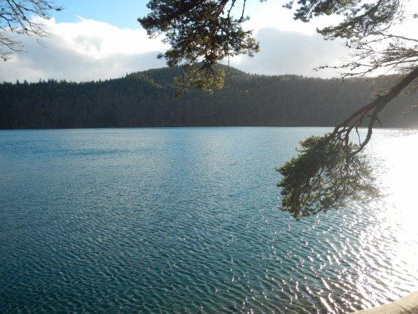 photos de la sortie du 5 novembre: les 3 lacs