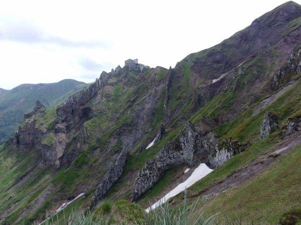Photos de la sortie au Puy de Sancy