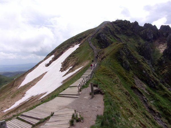 Photos de la sortie au Puy de Sancy (suite)