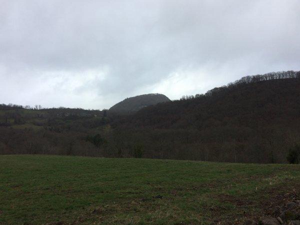 photos de la sortie au Puy d'Augoules