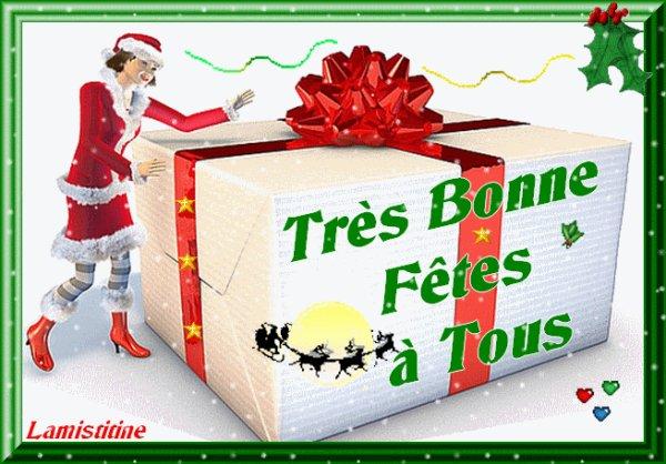 Joyeuses Fetes De Noel Et Joyeux Noel