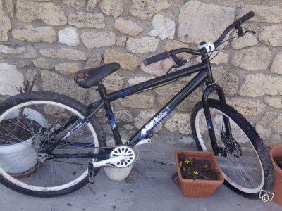 Bike à Justin !