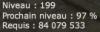 Du nouveau (Xelor presque 200 !)