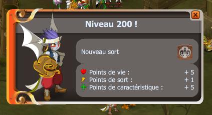 Up 200 de l'éni !