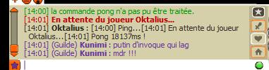 Ping... Pong !