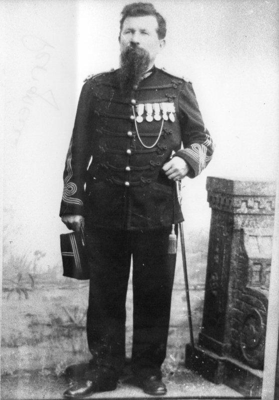 photo du capitaine andreau