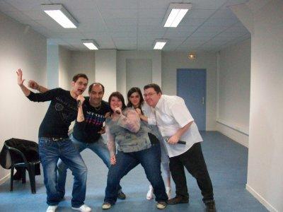 Belle photo de groupe!!!!