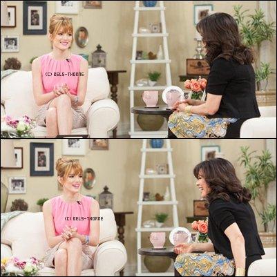 Candids du 26 mars > Bella & sa mère se rendant à une audition dans les studios de CBS.