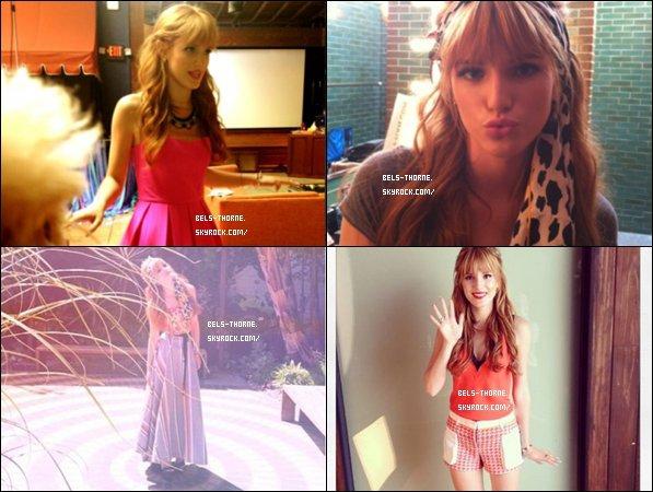 """Scan du magazine """"Meiden"""" où Bella est en première page.→ Tu aimes ?"""