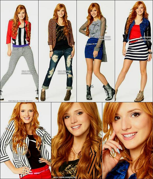 Découvre de nouvelles photos de la troisième saison de Shake It Up.