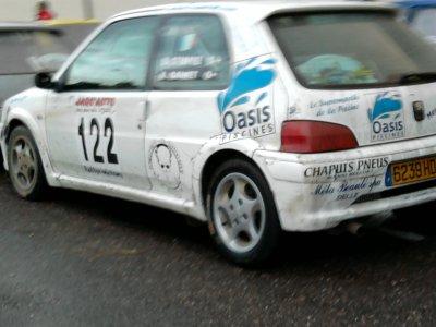 rally de la haute saone 2010