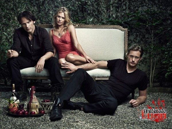 bill , sookie , eric forever