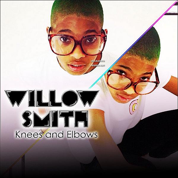 .     Willow  a enfin dévoilé la pochette de son album  « Knees and Elbows » , prévu pour le 3 avril 2012. Cette album qui contient les titres « Whip My Hair », « 21st Century Girl », « Fireball » sortira demain le 3 avril 2012 au Etats-Unis !          . Comment trouve tu « Knees and Elbows » ?    Vas tu l'acheter ?      Ton avis ?.