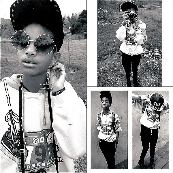 ......  Willow a posté de nouvelles photos personnelles sur son Tumblr.    ......