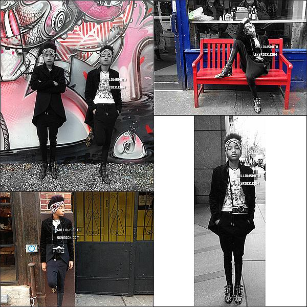 ......  Notre fashionista a encore posté de nouvelles photos personnelles.    ......
