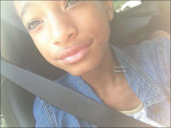 ......  Willow a posté deux nouvelles photos perso' sur son Tumblr. Elle est MAGNIFIQUE !!   ......