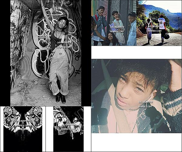 . 17/08 : Willow & Jaden ont été repérée arrivant à la fête Kylie Jenner's Alice Wonderland au AT&T Center dans L.A.  Willow était toute souriante lors de cet sortie elle était vraiment bien habillée en plus de sa. Et toi tu dirai un Top ou un Flop?      .