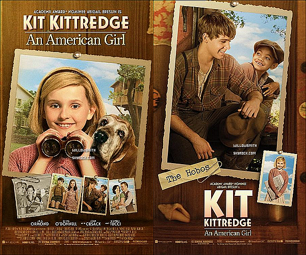 ......  Petit ZOOM sur le film « Kit Kittredge: American Girl », le premier rôle de Willow     ......