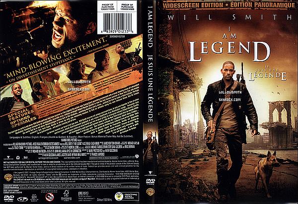 ......  Cinéma :  Redécouvre le film « Je suis une légende », avec Will Smith et Willow dans le rôle de Marley Neville apparut le 14 décembre 2007, Comment as-tu trouvez ce film !?    ......