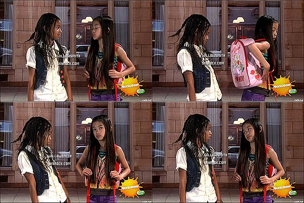 ......  Découvres des captures de Willow dans la série tv « True Jackson VP », de Nickelodeon en 2009.     ......