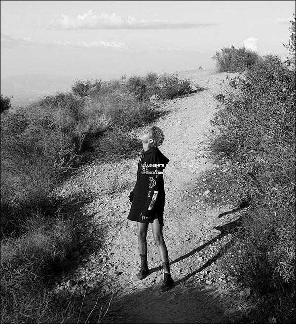 ......  Découvrez un nouveau shooting de Willow pour le magazine The Fader pour ce mois !   Les photos ont été prise par le photographe John Francis Peters. J'aime beaucoup ces clichés en noir et blanc elle est si magnifique. ......
