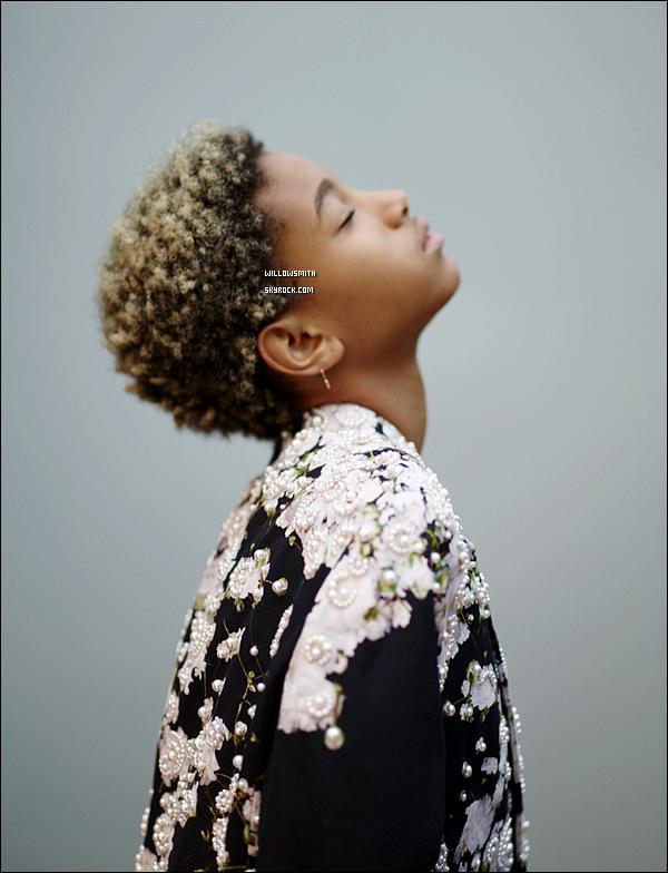 ......  Découvrez le nouveau photoshoot de Willow pour « WONDERLAND MAGAZINE » !    ......