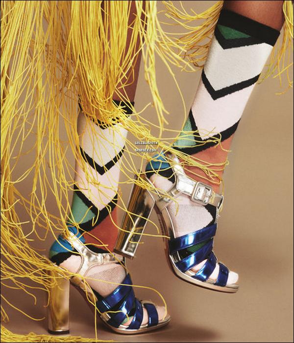 . Découvrez la collection de chausettes de Willow bientôt en vente, Qu'en pensez-vous?      .
