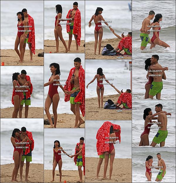 . 21/04 : Willow, à été surprise par les paparazzis, avec son pote plus complice que jamais sur une plage d'Hawaii. Willow est en couple avec Tyler, son ami de longue date, leurs relations a été confirmée y a peu ! Qu'en pensez-vous de ce couple?!    .