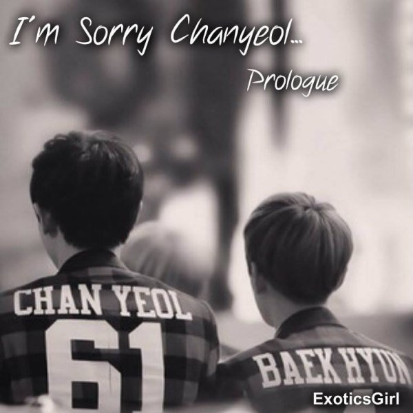 I'm Sorry Chanyeol... (Prologue)