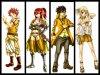Choix de personnages !