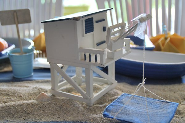 deco de la table theme la mer michalice. Black Bedroom Furniture Sets. Home Design Ideas