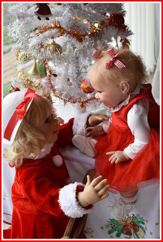 J-11......T'as commandé quoi au Père-Noël ...?