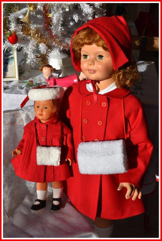 J-10........Patty et sa poupée Françoise........