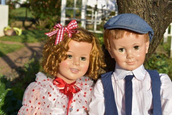 Shirley et Peter vous souhaitent un beau WE....