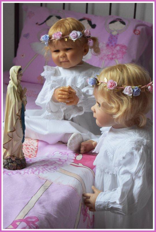 L'heure de la prière.......