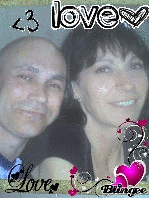mon papa et ma belle mere edith