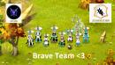 Photo de Brave-team