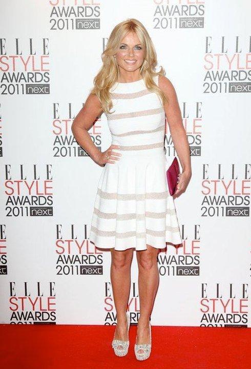 Geri Halliwell - ELLE Style Awards 2011
