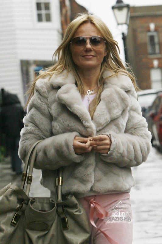 Geri Halliwell - London - 28.02.2011