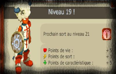 Up level 19
