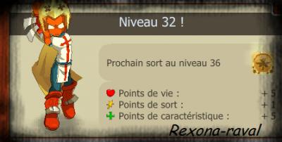 Level 32 ;D