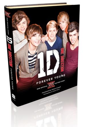 Le livre des One Direction
