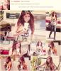 ∞ Selena à Los Angeles.