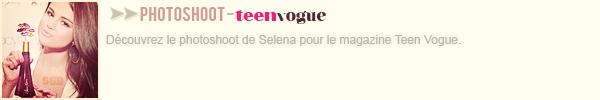 ∞ Teen Vogue photoshoot & Vevo certified.