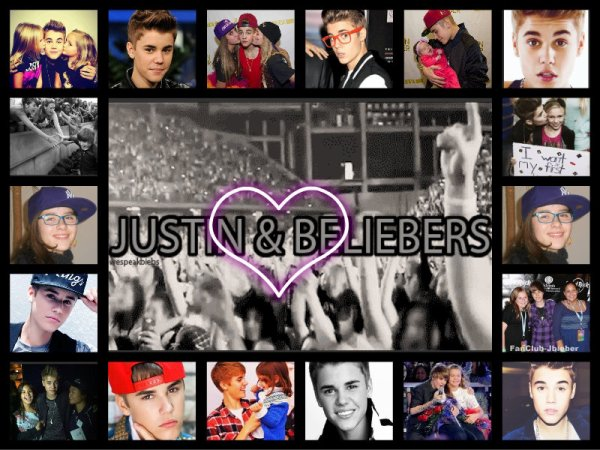 justin and belieber <3 une grande histoire d'amour