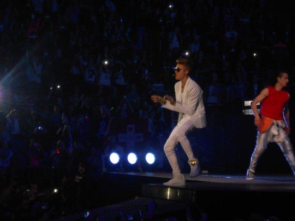 Photo du Believe Tour! (D'ou j'étais)