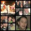 Petite surprise pour ma fille Joeline pour son anniversaire :-)Taty Carole,parrain,mamy,taty Nathalie, nana,son cousin,,sa cousine et son amie Marine étaient tous venu sans qu'elle ne sache rien :-)