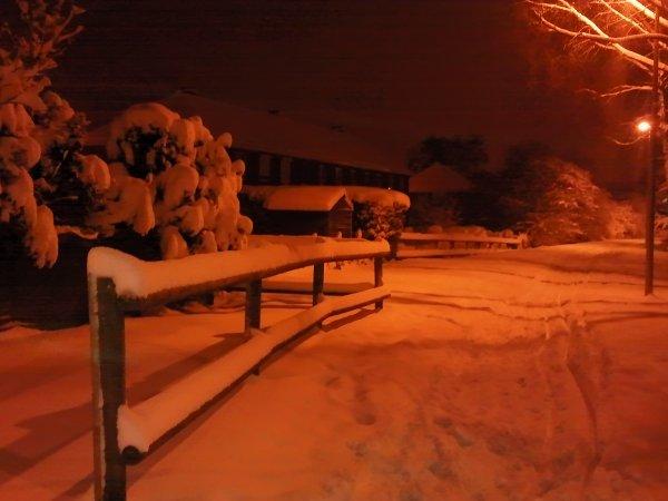 Haaa cette neige ;-)